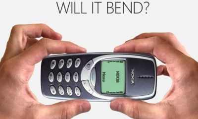 nokia will it bend