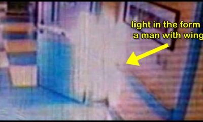 Caught On Camera Angel Saves Dying Child In Hospital