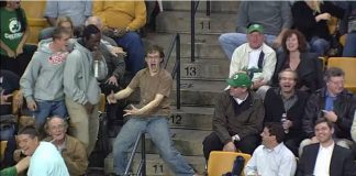 Celtics Fan Livin on a Prayer