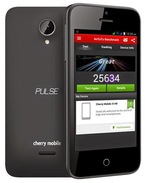 Cherry Mobile Pulse