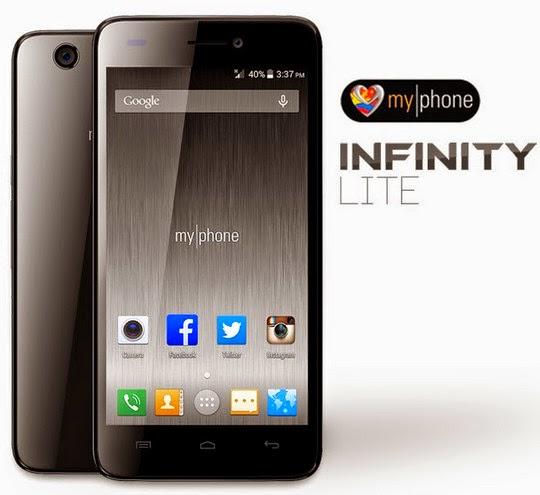 MyPhone Infinity Lite 1