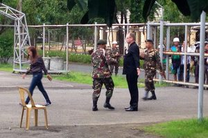 Other Soldiers Deserve Awards MORE than Soldier Shoved by Laude's German BF