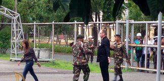 Soldiers Deserve Awards MORE than Soldier Shoved by Laude German BF