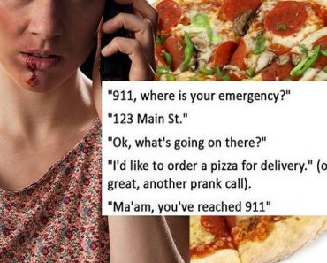 Victim Calls 911 to 'Order Pizza'…Gets Help from Quick-thinking Dispatcher