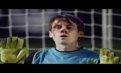 Goalkeeper Gets Hit In The Face By Every Penalty Kick