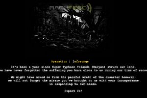 Hacker Group 'Anonymous Leyte' Targets Gov't Sites for 'Incompetence'