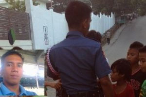 Young Policeman – An Admirable Inspiration to Kids in Olongapo
