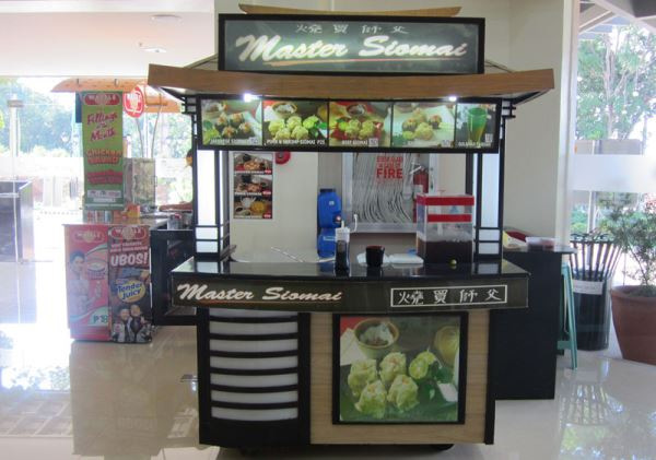 Master Siomai food cart