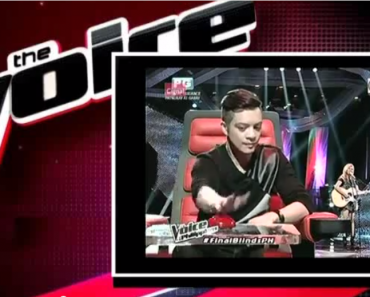 """Beautiful Casper's Rendition of """"Kisapmata"""" Wows Coaches on The Voice Philippines"""