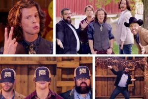"""Home Free's Hilarious Version of Meghan Trainor's """"All About that Bass"""""""