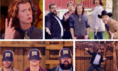 "Home Free's Hilarious Version of Meghan Trainor's ""All About that Bass"""