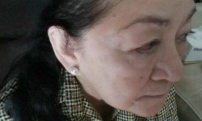 Priest slaps elderly woman