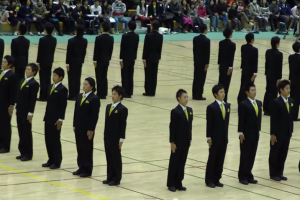 Awesome Video Shows Amazing Japanese Military Precision!