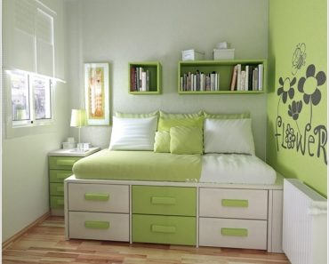 How to Expand the Space of a Small Bedroom
