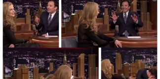 Jimmy Fallon Falls Out of Chair After Learning He Could Have Dated Nicole Kidman