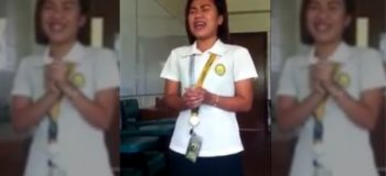 """LOOK: FEU Student Totally Nails """"Let it Go"""""""