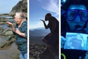 Man's Ashes Travels Around the World | An Incredible Journey