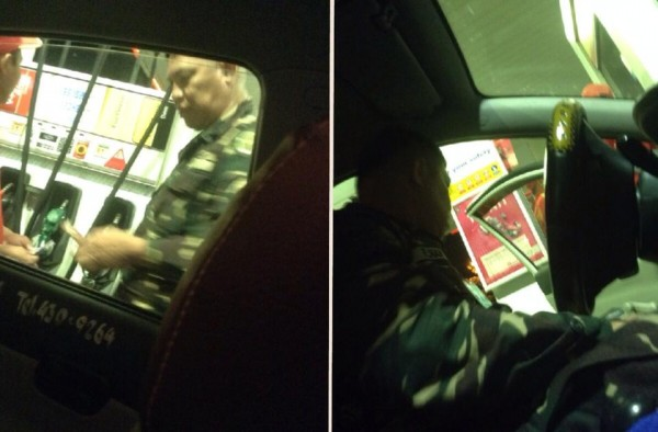 Soldier-Taxi Driver Earns Praise After Giving Free Ride to Disabled Person