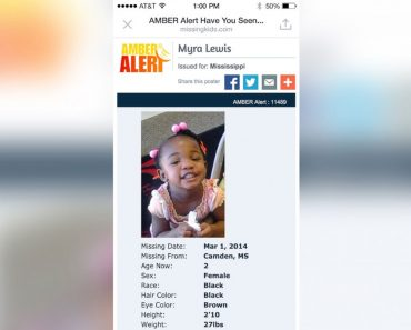 Help Find a Missing Child Via Facebook's New Feature