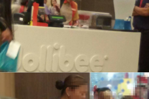 VIRAL: Woman Eats Leftover Chicken at Jollibee; What Happens Next Will Amaze You