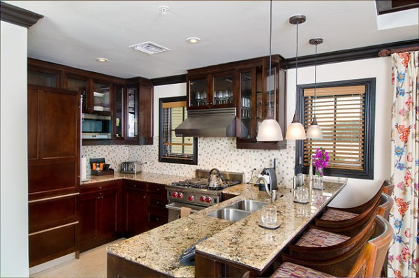 nice kitchen counters