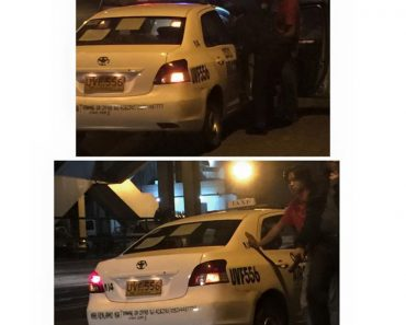 Passenger Accuses Taxi Driver of Using Chemical Spray; Mandaluyong Police Allegedly Served as Accomplices