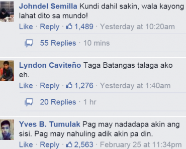 """Hilarious FEU """"Surname Wars"""" Will Surely Make You Laugh"""