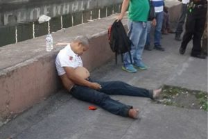 VIRAL: After Suffering from Stroke, Dead Old Man Was Abandoned by PUJ in Heritage