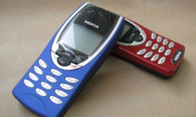 Drug Dealers in UK Are Ditching Their Smartphones for Nokia 8210