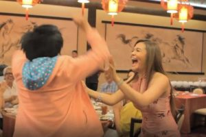 WATCH: Woman Goes Hysterical After Getting P1 Million from Fortune Cookie