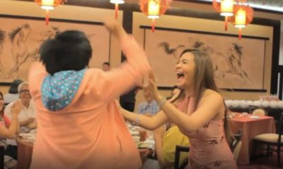 Womans Goes Hysterical After Getting P1 Million from Fortune Cookie
