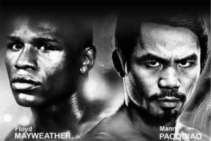 It's Official: Mayweather to Fight Pacquiao on May 2