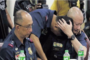 Gen. Espina's Cry for Justice Brought Tears to Many People's Eyes