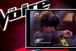 Kokoi Baldo Cries as Coaches Praised His Excellent Performance During the Live Shows