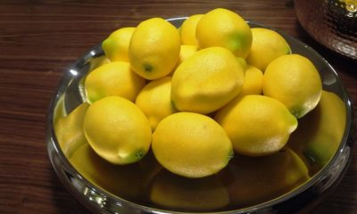 uses of lemon peels
