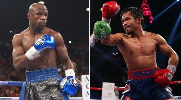 Pacquiao vs Mayweather 2015