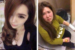 """Angry Guy Beats Up Online GF Who Looked Like a """"Goddess"""" in Photos"""