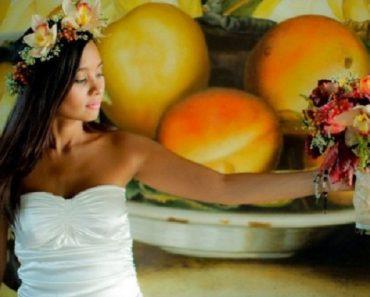 Kitchie Nadal Rocks in P799 RTW Wedding Gown