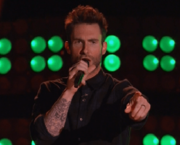 VIRAL: Adam Levine Auditions for Season 8 of The Voice