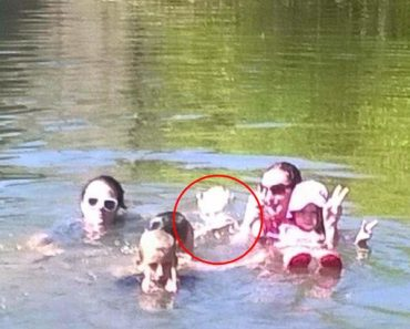 Ghost of a girl reportedly appeared in a photo taken where she drowned 100 years ago