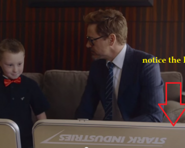 """Tony Stark Delivers """"Iron Man"""" Bionic Arm to Disabled Young Fan"""