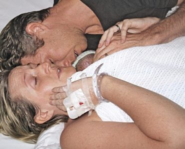 A Mother's Hug Miraculously Saved This Newborn Baby