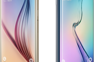 LOOK: The New Samsung Galaxy S6 and S6 Edge