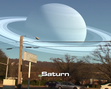 How the Sky Might Look if the Planets Replaced Our Moon