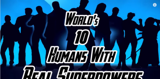 humans with superpowers