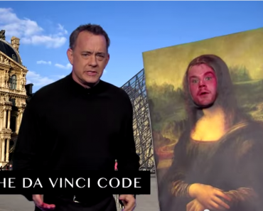 Watch Hilarious Snippets of Tom Hanks' Movies in Just 7 Minutes