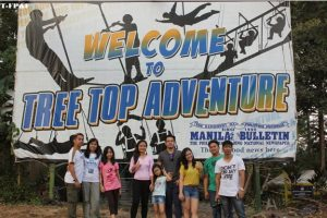 Top 5 Unforgettable 'Firsts' at Tree Top Adventure Subic