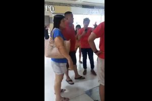 """Woman Gets Furious After Being Caught Recording """"Furious 7"""" inside Movie House"""