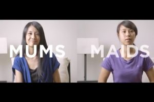 Viral Video Shows Maids Know Kids Better Than Moms