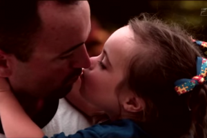 He Pushed for Abortion of Baby with Down Syndrome but was Glad His Wife Resisted